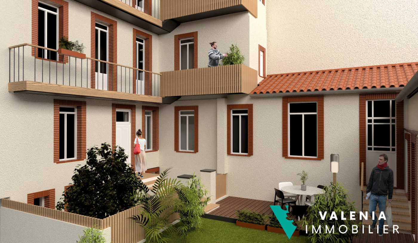 A vendre  Toulouse | Réf 3453411583 - Valenia immobilier
