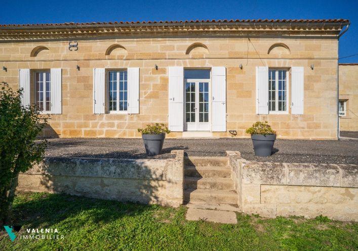 A vendre Maison en pierre Teuillac | R�f 3453411609 - Valenia immobilier