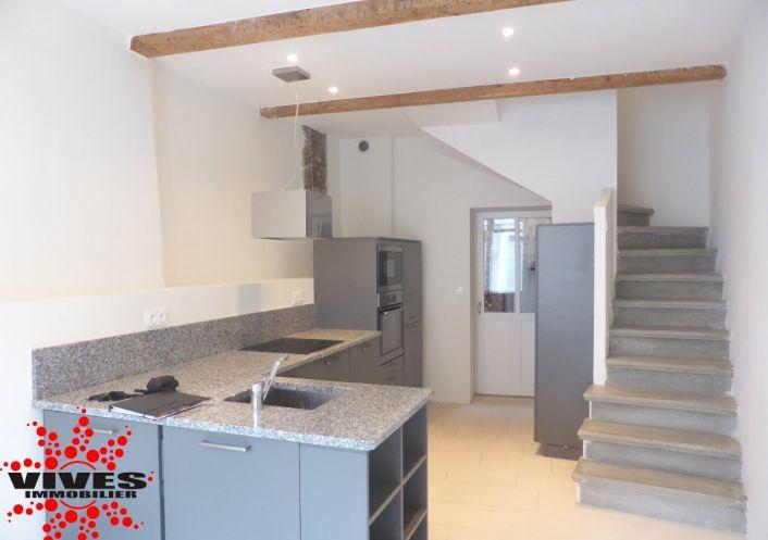 A vendre Maison de village Cruzy   Réf 345392329 - Vives immobilier