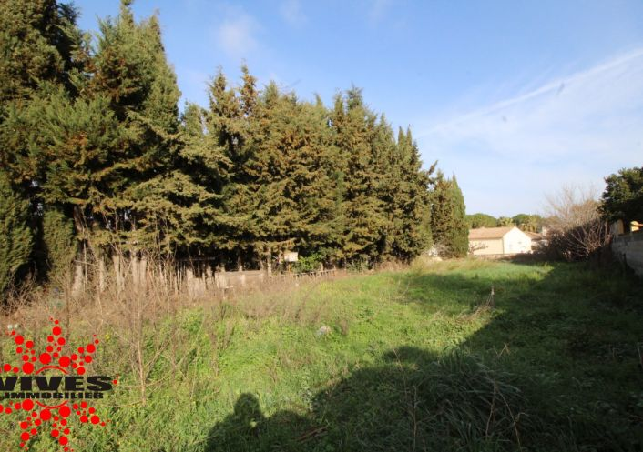 For sale Terrain constructible Poilhes | R�f 345392735 - Vives immobilier