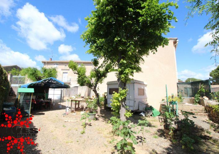 A vendre Maison de village Creissan   Réf 345392866 - Vives immobilier