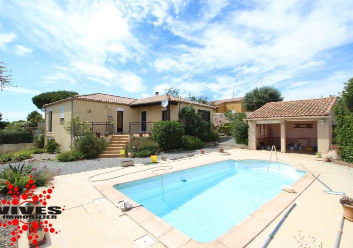 A vendre Villa Puisserguier   Réf 345392878 - Vives immobilier
