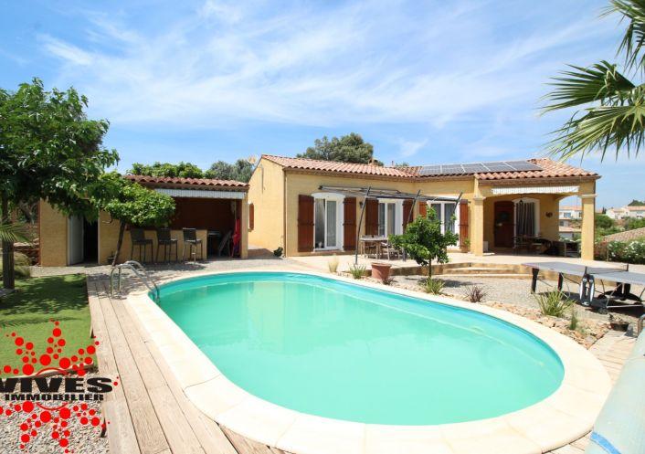 A vendre Villa Creissan   Réf 345392899 - Vives immobilier