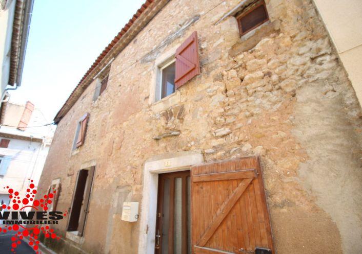 A vendre Maison à rénover Cruzy   Réf 345392956 - Vives immobilier