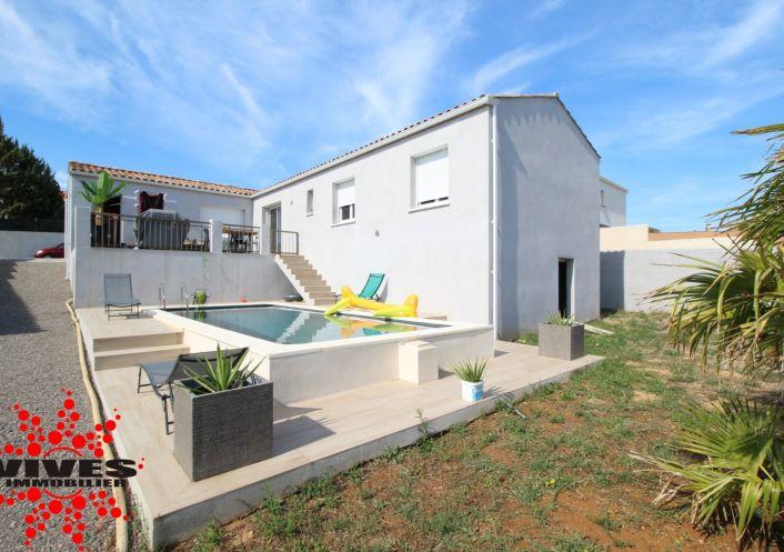 A vendre Villa Creissan   Réf 345392979 - Vives immobilier