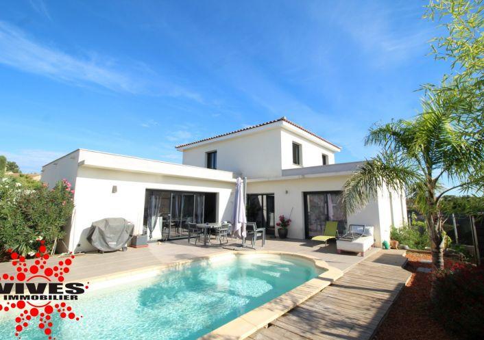 A vendre Villa Creissan   Réf 345392980 - Vives immobilier