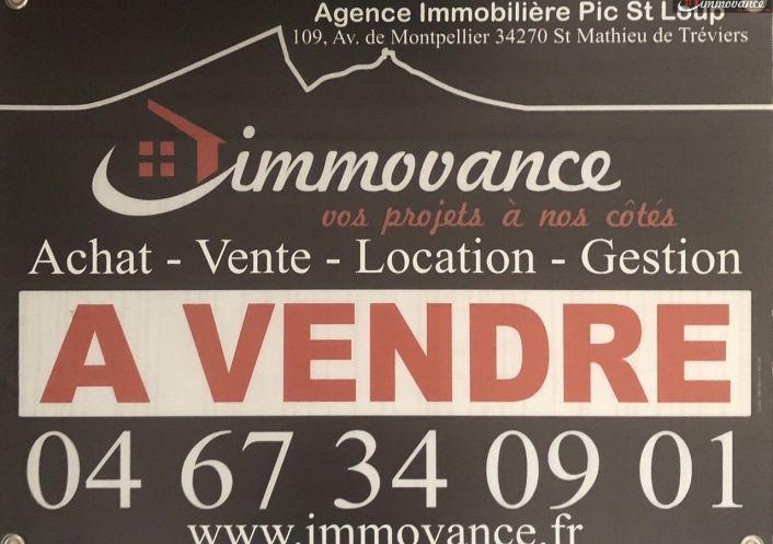 A vendre Saint Mathieu De Treviers 3454020113 Immovance