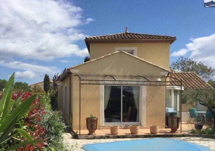 A vendre Saint Mathieu De Treviers 3454020392 Immovance
