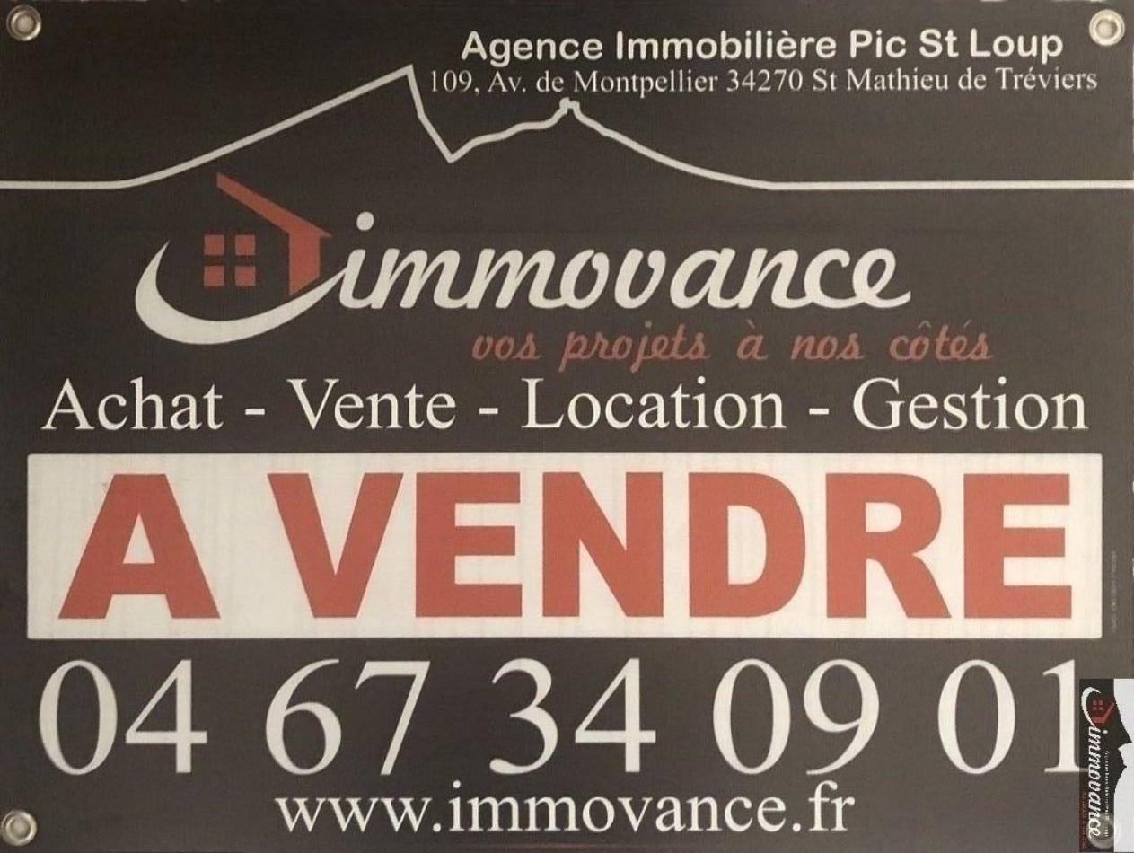 A vendre Saint Mathieu De Treviers 3454020466 Immovance