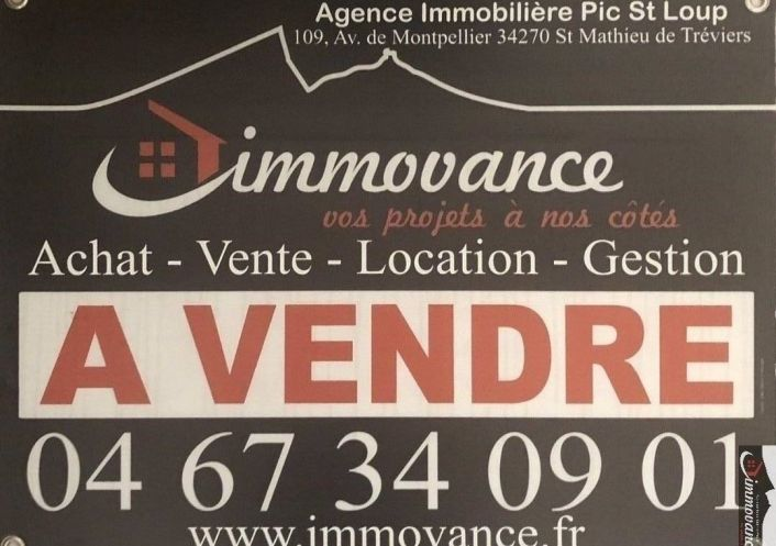 A vendre Saint Mathieu De Treviers 3454020466 Immovance
