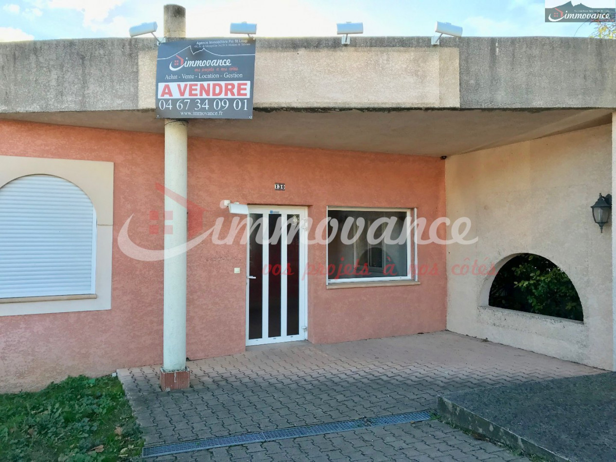 A vendre Saint Mathieu De Treviers 3454023313 Immovance