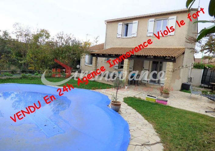 A vendre Maison Viols Le Fort   Réf 3454030852 - Immovance