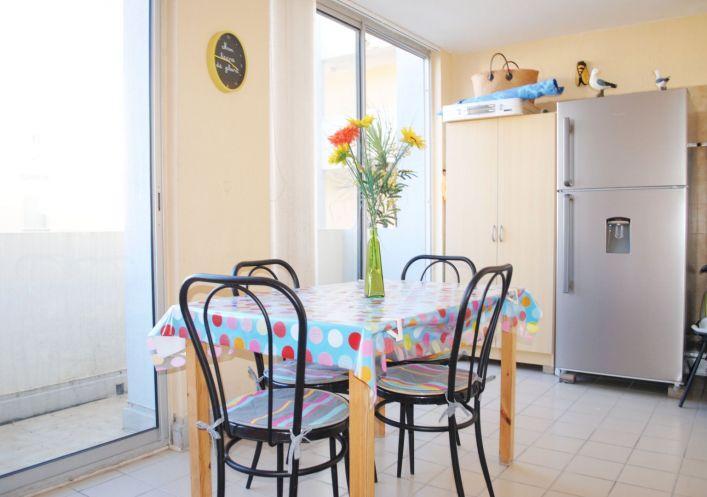 A vendre Appartement en marina Sete | Réf 345461188 - Escale immobilier