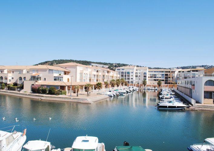 A vendre Appartement en marina Sete | Réf 345461564 - Escale immobilier