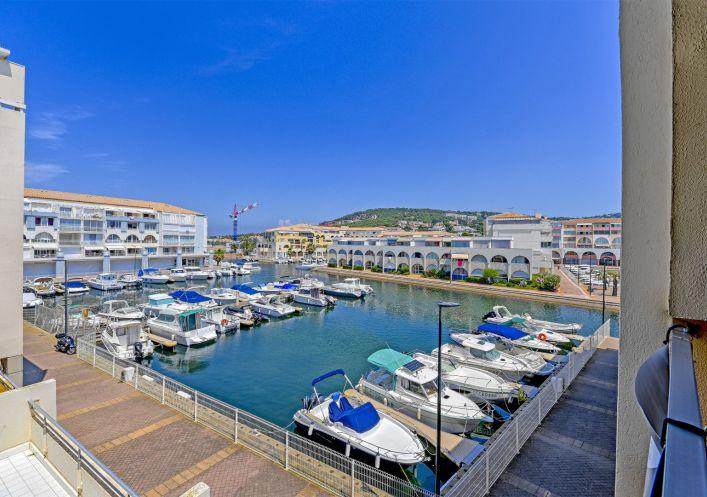 A vendre Appartement en marina Sete | Réf 345463327 - Escale immobilier