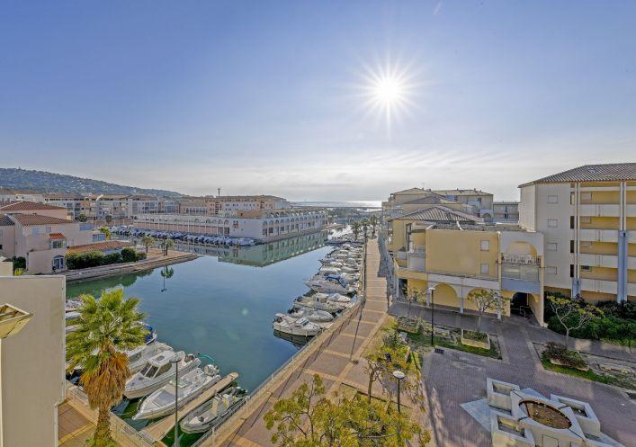 A vendre Appartement en marina Sete | Réf 345463628 - Escale immobilier