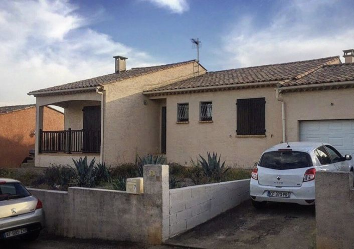 A vendre Roujan 345513983 Robert immobilier