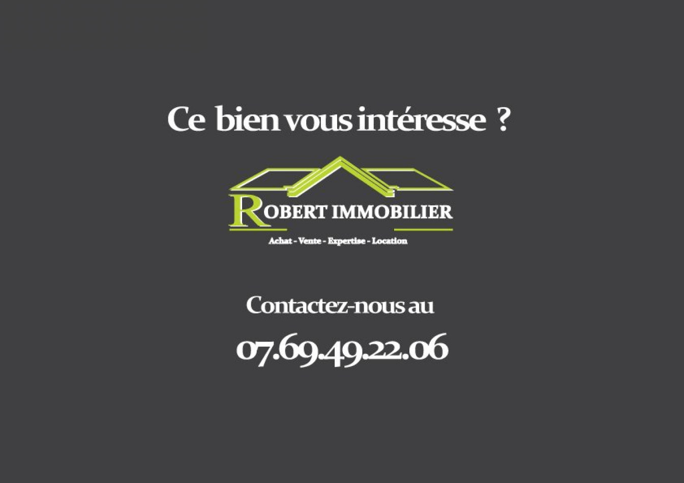 A vendre Le Cap D'agde 345514144 Robert immobilier