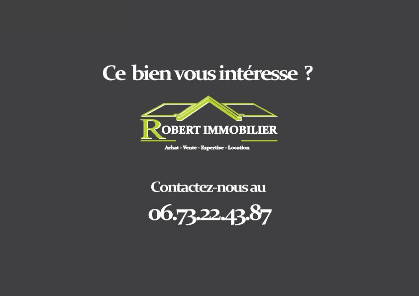 A vendre Le Cap D'agde 345514171 Robert immobilier