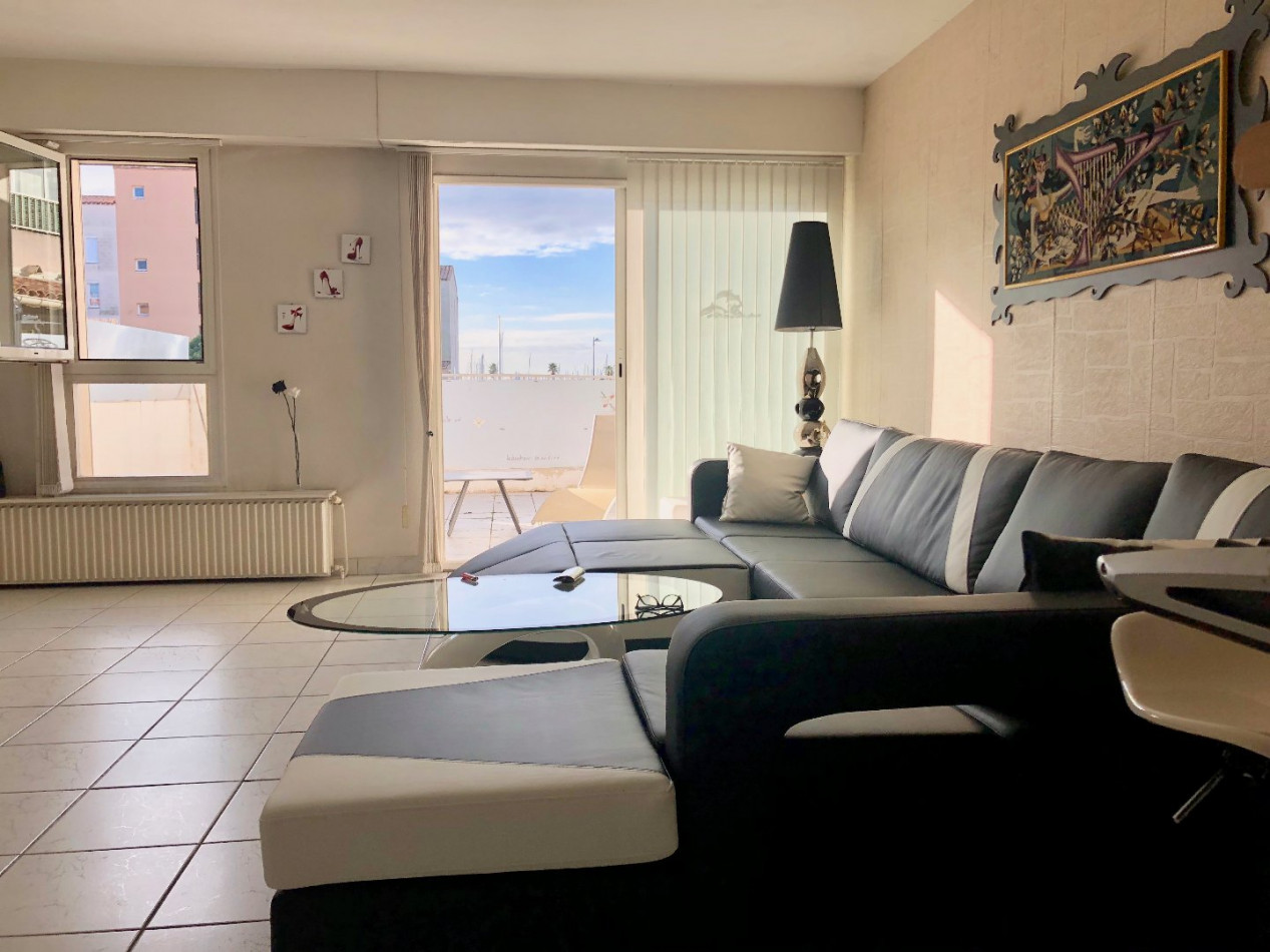 A vendre Le Cap D'agde 345514208 Robert immobilier