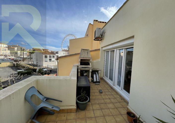A vendre Appartement terrasse Le Cap D'agde | R�f 345514209 - Robert immobilier