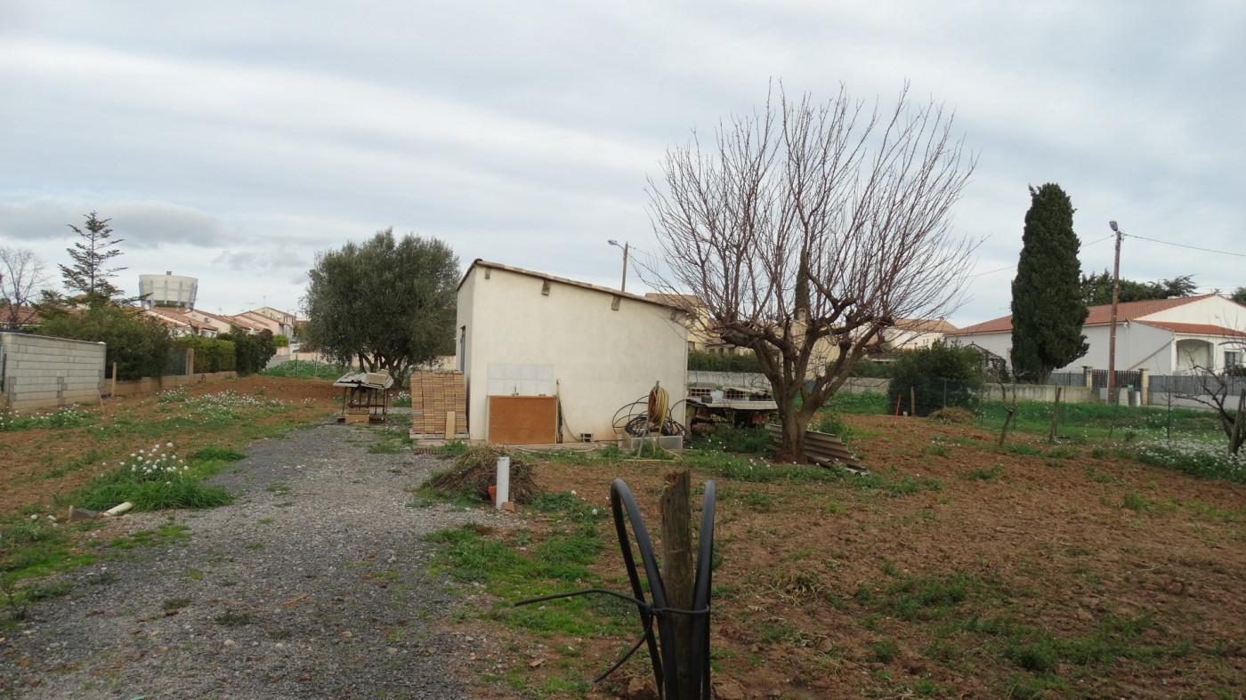 A vendre Marseillan 345514231 Robert immobilier