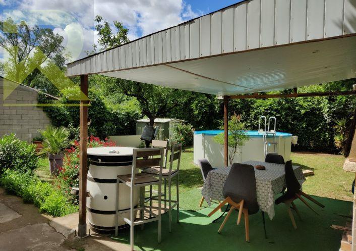 A vendre Maison Lignan Sur Orb | R�f 345514437 - Robert immobilier