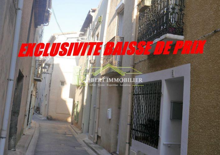A vendre Maison de village Marseillan | R�f 345514443 - Robert immobilier
