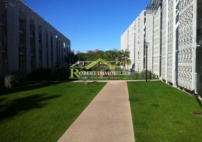 A vendre Appartement en résidence Le Cap D'agde | Réf 345514447 - Robert immobilier