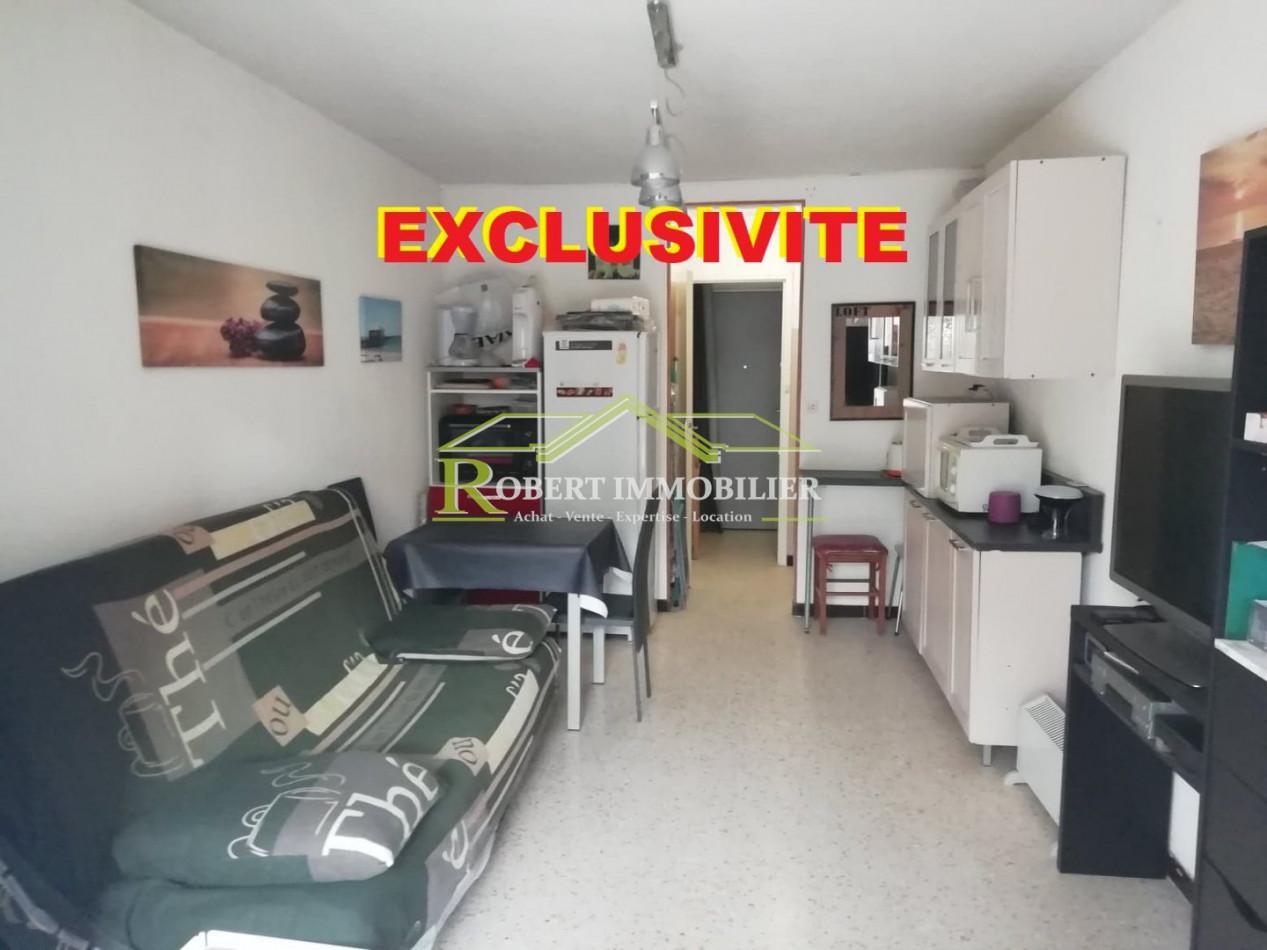 A vendre  Le Cap D'agde   Réf 345514449 - Robert immobilier