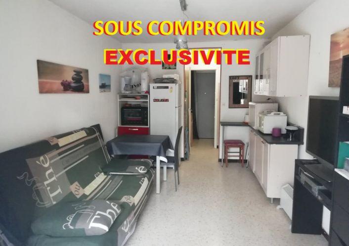 A vendre Studio Le Cap D'agde | Réf 345514449 - Robert immobilier
