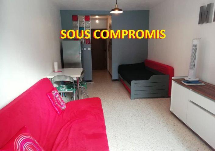 A vendre Studio Le Cap D'agde | Réf 345514469 - Robert immobilier