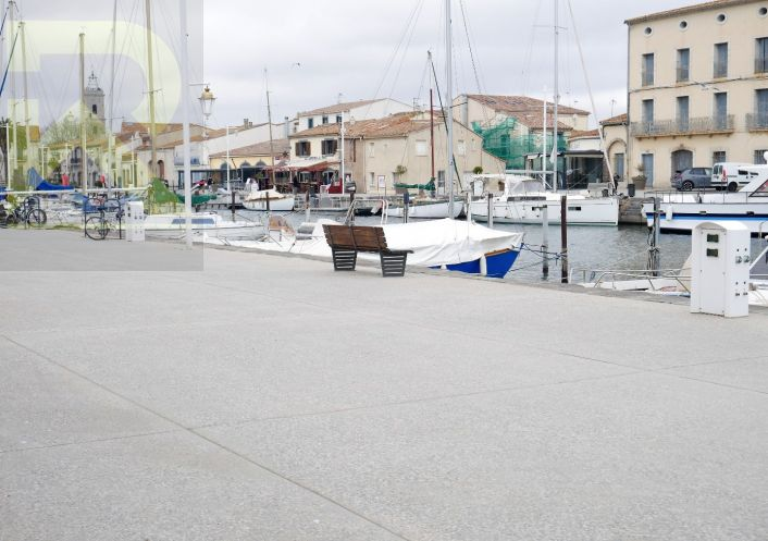 A vendre Immeuble à rénover Marseillan   Réf 345514480 - Robert immobilier