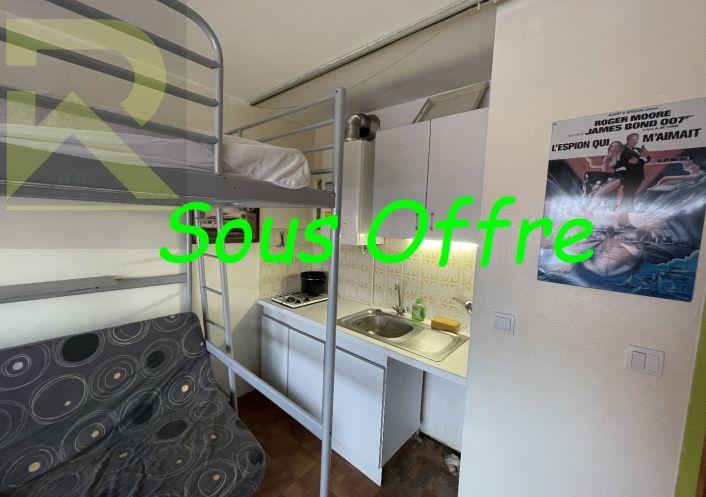 A vendre Studio Le Cap D'agde | R�f 345514490 - Robert immobilier