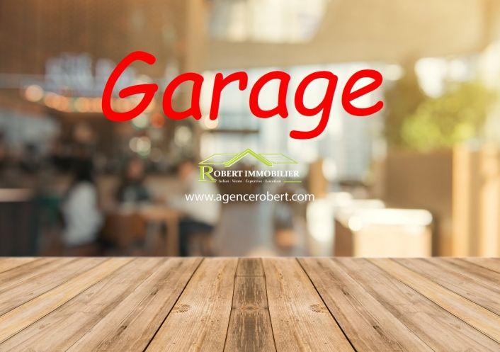 A vendre Garage Le Cap D'agde | Réf 345514496 - Robert immobilier