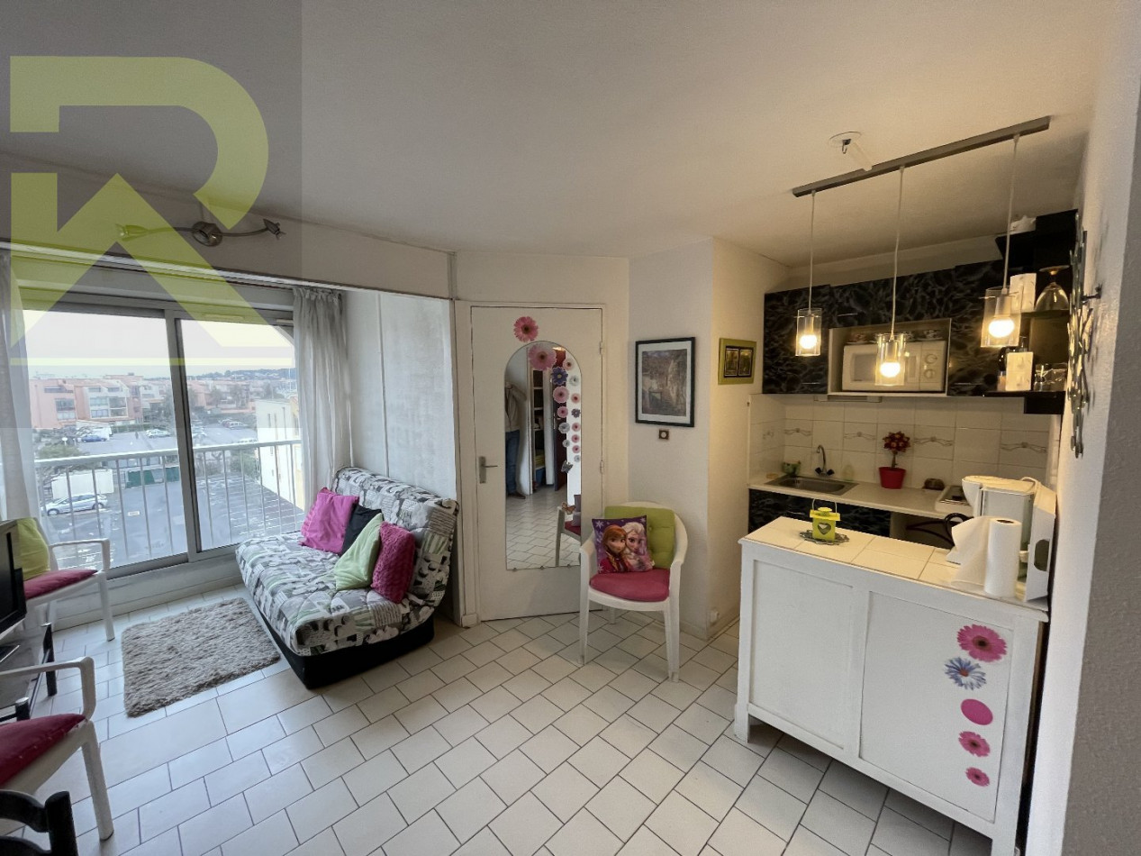 A vendre  Le Cap D'agde | Réf 345514497 - Robert immobilier