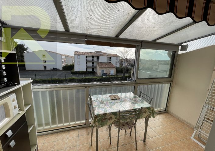 A vendre Studio cabine Le Cap D'agde | Réf 345514502 - Robert immobilier