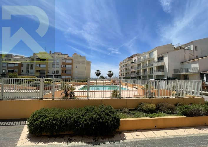 A vendre Appartement Le Cap D'agde | R�f 345514503 - Robert immobilier