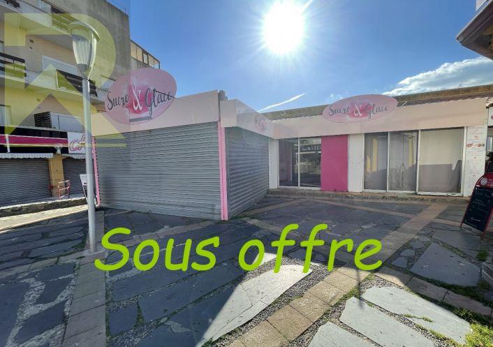 A vendre Local commercial Le Cap D'agde | Réf 345514504 - Robert immobilier
