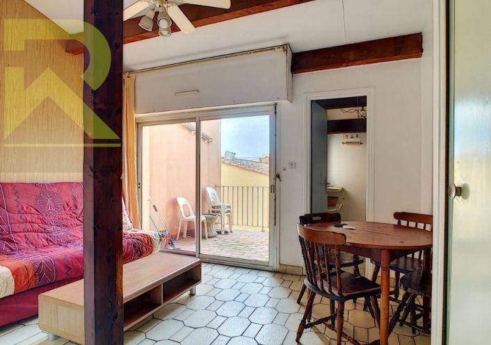 A vendre Studio cabine Le Grau D'agde | Réf 345514510 - Robert immobilier