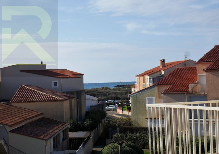 A vendre Appartement en r�sidence Marseillan Plage | R�f 345514518 - Robert immobilier