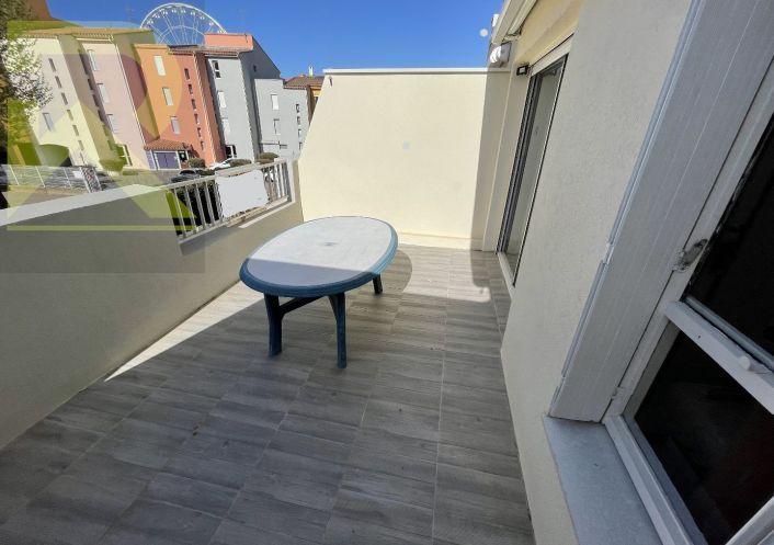 A vendre Appartement Le Cap D'agde   Réf 345514522 - Robert immobilier