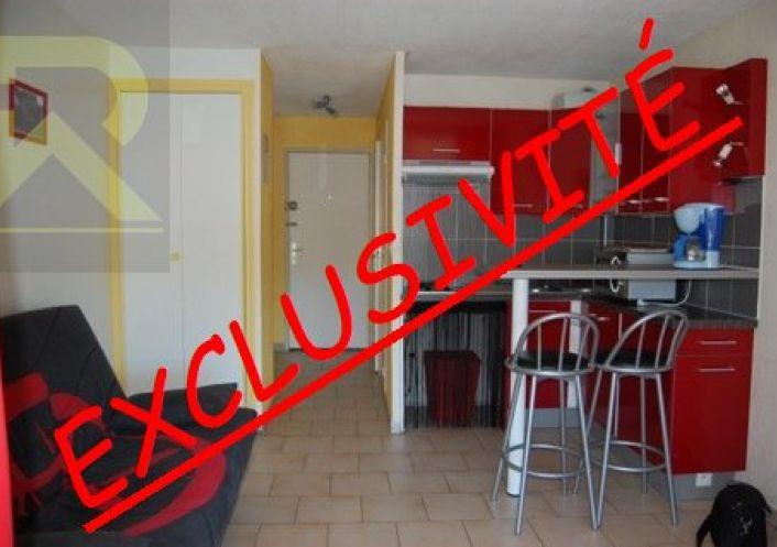 A vendre Studio Le Cap D'agde | Réf 345514538 - Robert immobilier