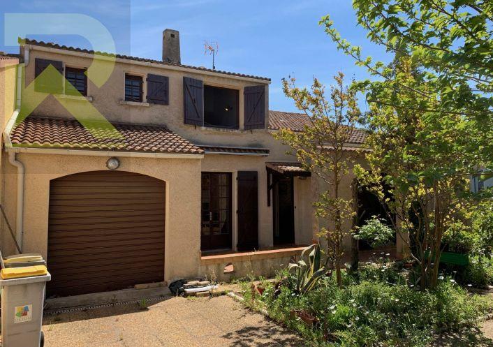 A vendre Maison Agde | R�f 345514543 - Robert immobilier