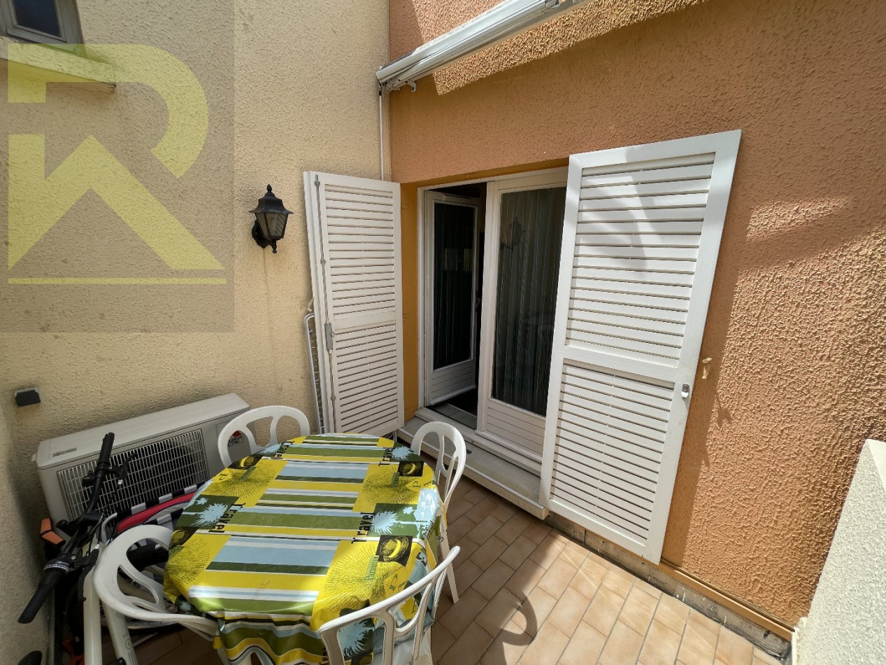 A vendre  Le Cap D'agde   Réf 345514556 - Robert immobilier