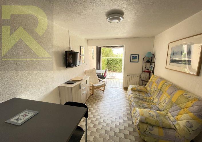 A vendre Appartement en rez de jardin Le Cap D'agde | Réf 345514558 - Robert immobilier