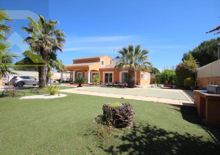 A vendre Maison Le Grau D'agde   Réf 345514561 - Robert immobilier