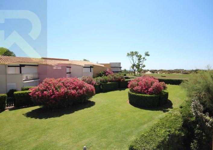 A vendre Appartement en résidence Le Cap D'agde | Réf 345514585 - Robert immobilier