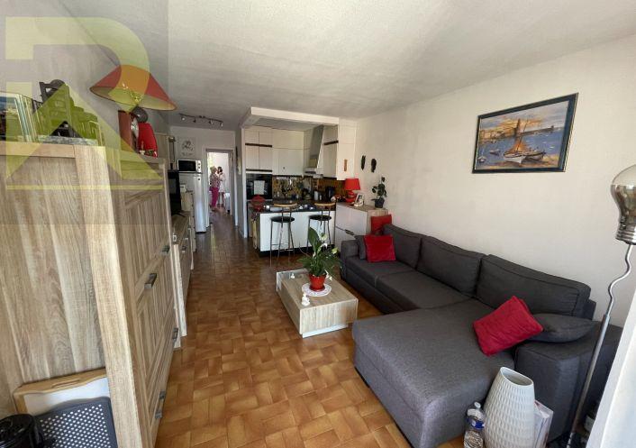 A vendre Appartement Le Cap D'agde   Réf 345514586 - Robert immobilier