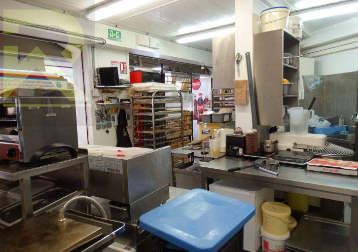 A vendre Pizzeria   snack   sandwicherie   saladerie   fast food Le Cap D'agde | Réf 345514596 - Robert immobilier